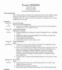 Entry Level Network Administrator Objectives Resume