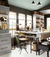 home office craft room. Lovely Home Office Craft Room Design Ideas Gallery A Living Plans Free Creative Workspace T