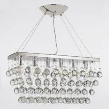 linear crystal chandelier. The Gallery Chandelier Light W/ Crystal Modern \ Linear