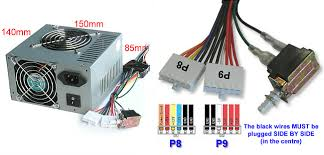 at replacement power supply unit see at psu comparison chart here>>