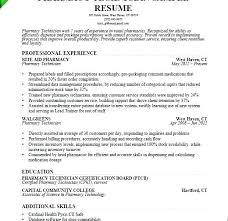 Pharmacy Technician Resume Skills Inspirational Pharmacist
