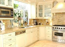 cream color kitchen cabinets cream paint colors for kitchen cabinets pictures of cream colored painted kitchen