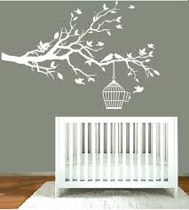white wall stickers nursery wall decals white wall decals for living room white tree wall decal