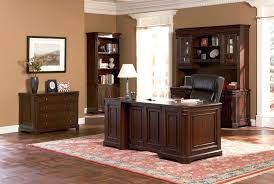 traditional home office ideas. modern concept office furniture home with brown wood desk set classic paneled traditional ideas