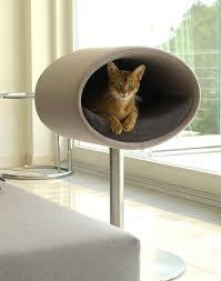 furniture for condo. RONDO STAND In Felt, A Modern Furniture For Cats Condo