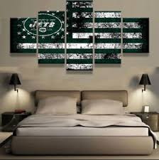 ny jets canvas wall art