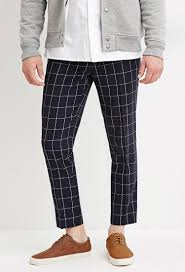 Mens Patterned Pants