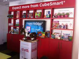 after overing the devastating effects of hurricane sandy last year our cubesmart location in clifton nj collected over 100 toys in their munity