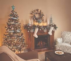 Mantel Decorating Ideas For Christmas