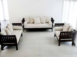 modern wooden sofa. Simple Modern Modern Wooden Sofa Set For A