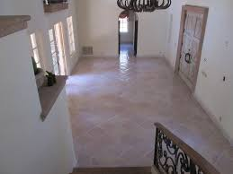 beautiful white washed stained mexican saltillo tile paver floor in san go