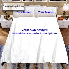 design own bedding custom bedding sets your own desi on personalised bed sheets uk design print