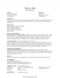 Common Resume Objectives Typical Resume Objective For Warehouse Job Sample Resume Gpa Cover 24
