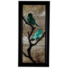 >hobby lobby framed wall art elitflat turquoise birds on branch framed art hobby lobby 820563