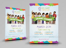 Sales Flyers Templates 17 Kids Store Flyer Templates Psd Ai Eps Format Download