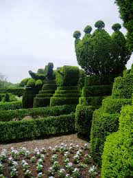 Beckley Park Oxfordshire Cot E Garden Topiary Formulas Taken Up In An Early Th Century Elite English Garden In A Historic House Setting