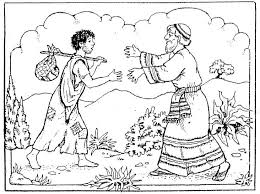 the prodigal son coloring pages. Contemporary Pages The Son Who Sinned And Was Sorry And Prodigal Son Coloring Pages A