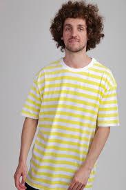 <b>Футболка URBAN CLASSICS</b> Oversized <b>Yarn</b> Dyed Bold Stripe Tee ...