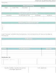 Internal Audit Checklist For Food Industry Supplier Audit