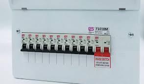 f101m fusebox 100a mains 10 way metal consumer unit amd3 inc 10 x b f101m fusebox 100a mains 10 way metal consumer unit amd3 inc 10 x b type mcbs