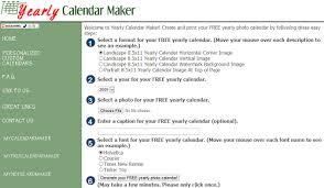 Online Calendar Maker Free 6 Free Online Calendar Makers