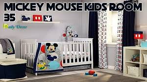 Mickey Mouse Bedroom Decor Daily Decor 25 Mickey Mouse Kids Room Decor Ideas Youll Love