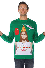 Jesus Christmas Sweater | Tipsy Elves