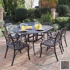 black wrought iron furniture. Alluring Black Metal Patio Table Vintage Outdoor Furniture With Regard To Ideas Wrought Iron ,