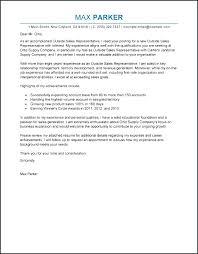 Sample Car Salesman Resumes Sample Car Salesman Cover Letter Outside Sales Rep Cover Letter New