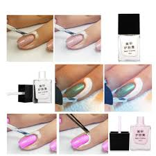 4 Barvy Nehtové Krémové Nehty Umění Kutikulový Krémový Gelový Polévkový Peeling Off Liquid