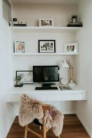 home office closet ideas.  Office Closet Desk Ideas Small Office With Floating Computer And  Wooden Stool Furniture   Intended Home Office Closet Ideas R