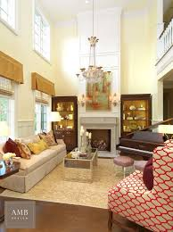 Classic great room design by Anne Marie Barton #ambdesign #interiordesign  #greatroom #lighting