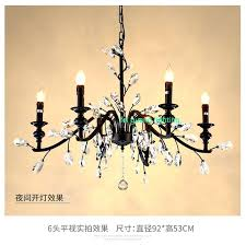 rustic wrought iron chandeliers crystal chandelier white