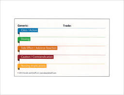 Index Card Template 9 Index Card Templates Jpg Vector Eps Illustrator