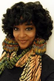 Natural Black Hair Style 3b curly asymmetrical haircuts for black hair google search 1099 by wearticles.com