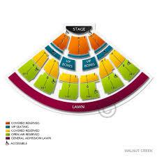 Walnut Creek Amphitheatre Covered Seating Chart Twc Music Pavilion Seating Chart Walnut Creek Seating