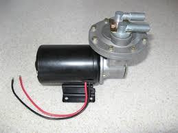 ev braking system ssbc vacuum pump