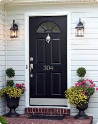black front doorUnique Black Front Door Perfect Bm Glossy Black Shade For Front