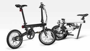 ผลการค้นหารูปภาพสำหรับ Original Xiaomi QiCYCLE - EF1 Smart Bicycle