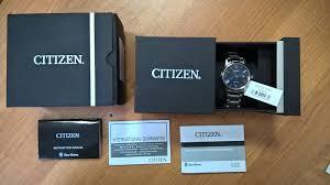 Обзор от покупателя на <b>Наручные часы CITIZEN</b> AW1231-58L ...