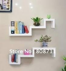 1pc * Wall Mount Bookshelf, Wall Shelf, Dvd Shelf, Rack (home decoration