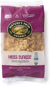 Nature's Path <b>Organic Mesa Sunrise</b> Cereal 750g EcoPac Bag ...