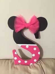diy letter ideas tutorials minnie mouse