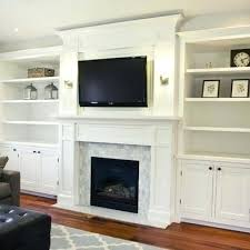 fireplace mantels with tv above fireplace mantel with above over decorating