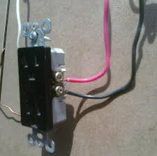 kitchen split receptacle circuits electrical online 3 Wire Electrical Outlet kitchen split receptacle circuits wire electrical outlet 3 wire
