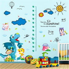 Buy Lovely Monkey Height Measurement Growth Chart Classic