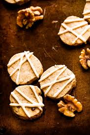Slice And Bake Walnut Maple Cookies Julies Eats Treats
