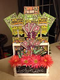 Lotto Basket For Jack Jill Raffle Gift Baskets Raffle Baskets