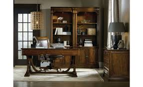 Hooker Furniture Tynecastle 64in Writing Desk