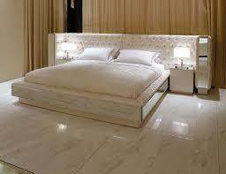 Luxury Italian Bedroom Furniture Bedroom Ginevra Luxury Italian Bed Upholstered In White Fabric